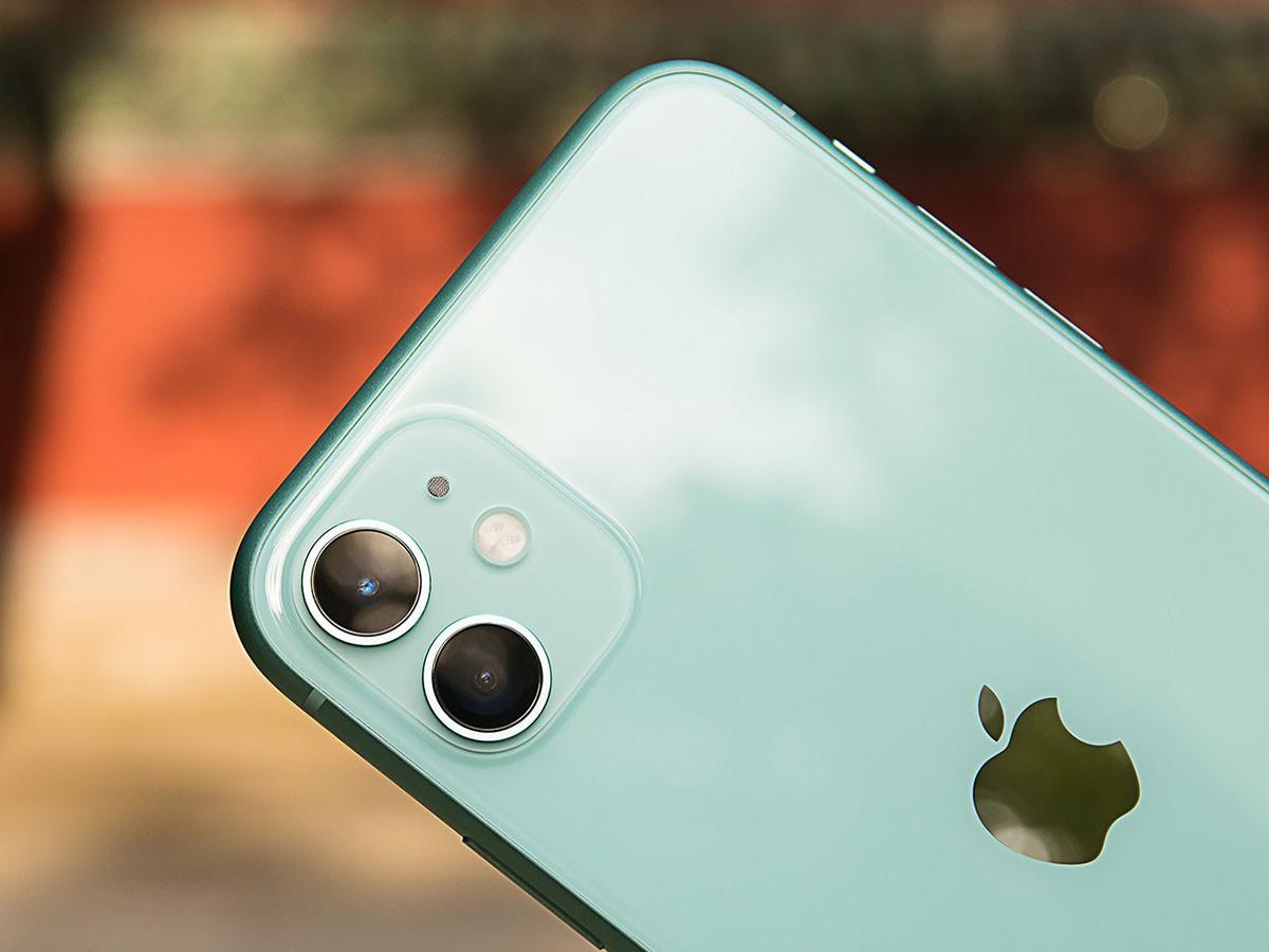 苹果iPhone11(128GB)机身细节第2张
