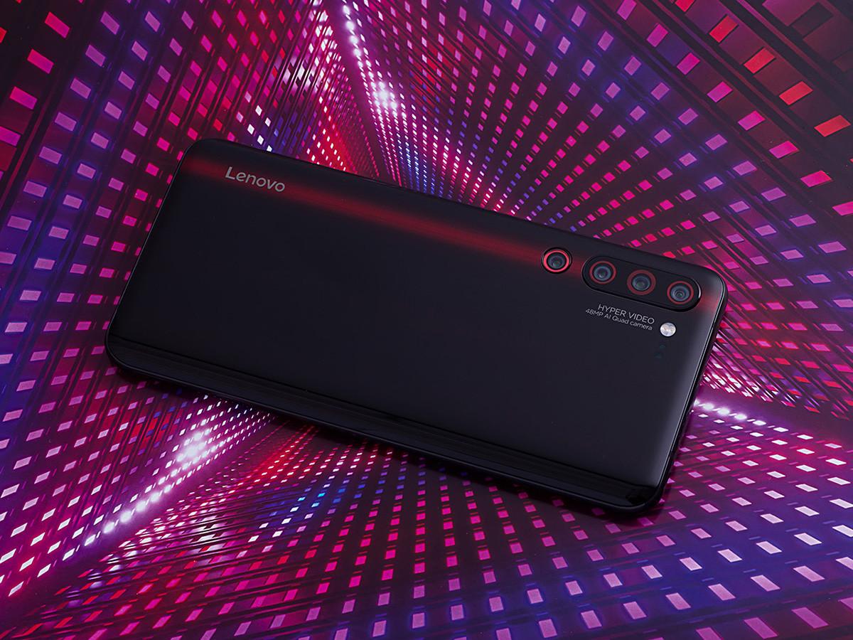 LenovoZ6Pro(8+128)整体外观第7张