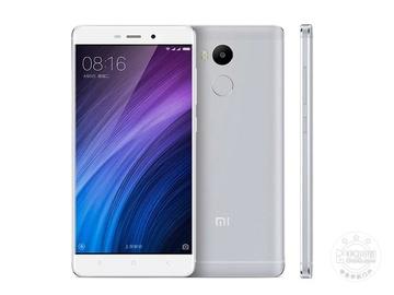 红米手机4(高配版)银色