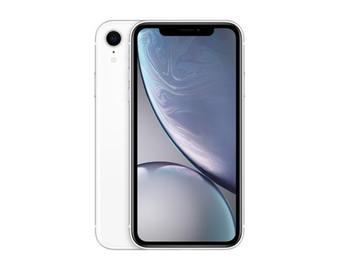 苹果iPhone XR(128GB)白色