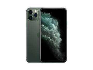 苹果iPhone11 Pro Max(512GB)暗夜绿色